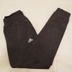 Adidas/Climawarm Sweatpants Medium Dark Gray
